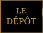Le Depot - logotyp för vårt showroom