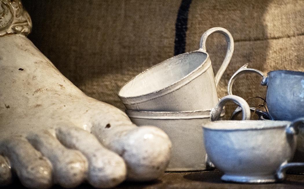 stilleben på det franska testamentet, en inredningsbutik i Stockholm