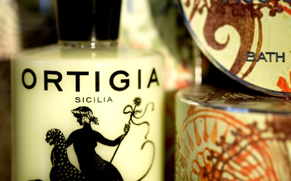 Ortigia – inredning på Det Franska Testamentet, inredningsbutik i Stockholm