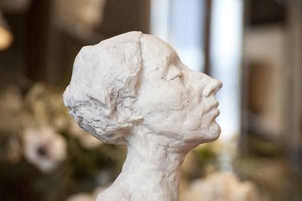 Skulptur föreställande Fruktbarhetens gudinna - inredning