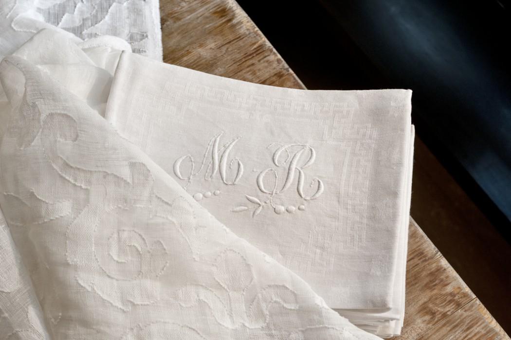 Textilier – inredning på Det fransk testamentet, inredningsbutik i Stockholm