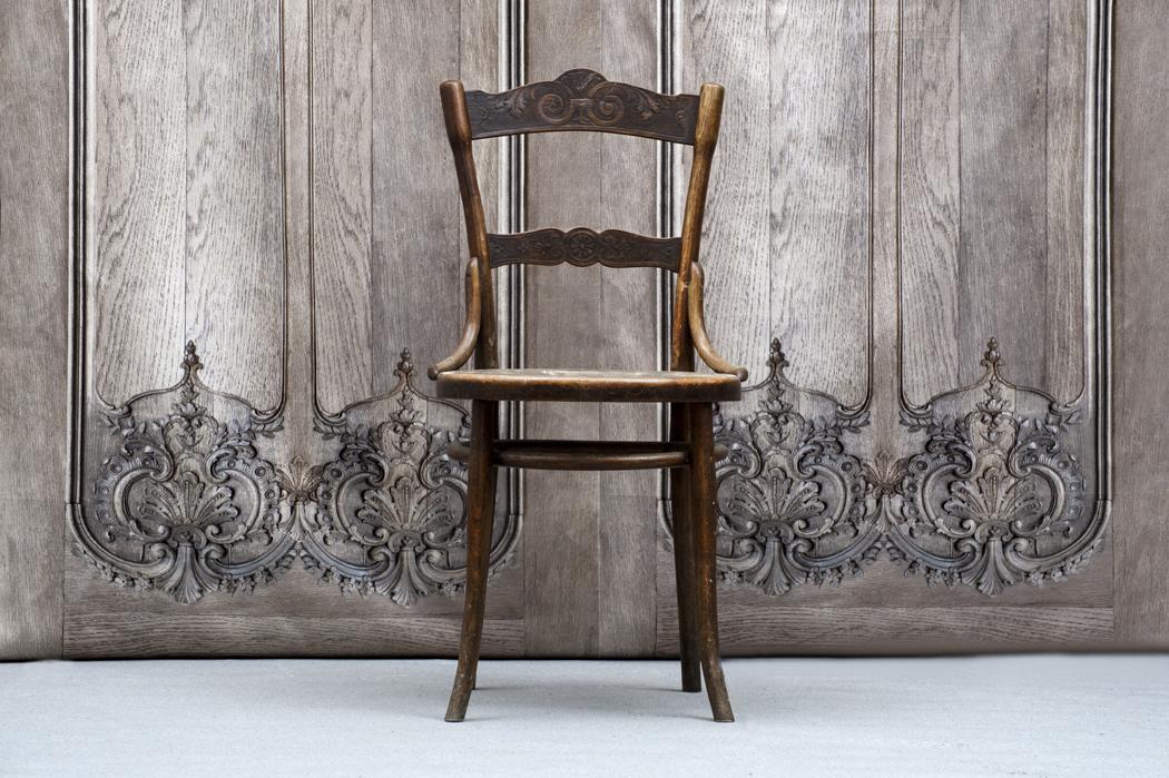 Signerade Thonet stolar - inredning