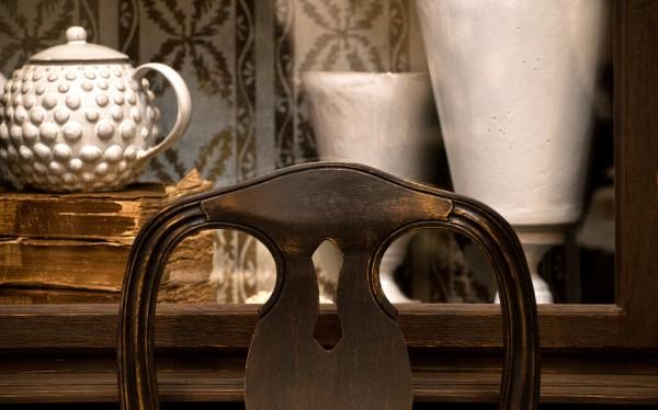 Stol - inredning på Det franska testamentet, inredningsbutik i Stockholm