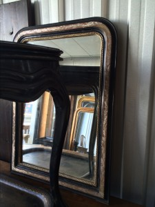 spegel lilla