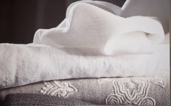 Textilier på Det franska testamentet, inredningsbutik i Stockholm